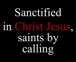 Sanctified