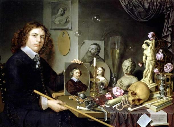 Bavid Bailly Vanitas ca. 1651