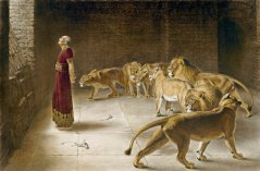 Briton Riviere - Daniel in the Lions Den