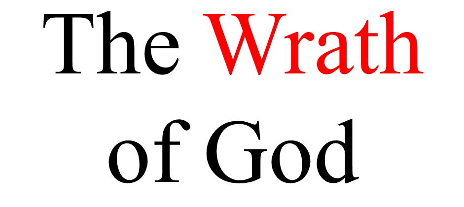The Wrath of God-1