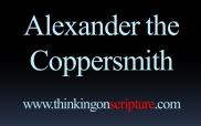 Alexander the Coppermsith