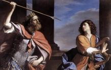 King Saul tries to Kill David