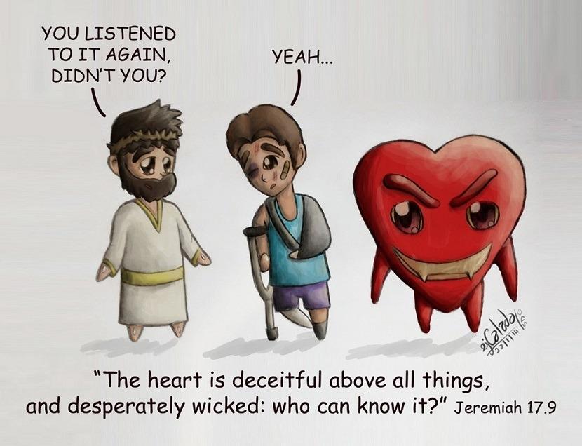 Jeremiah 17=9