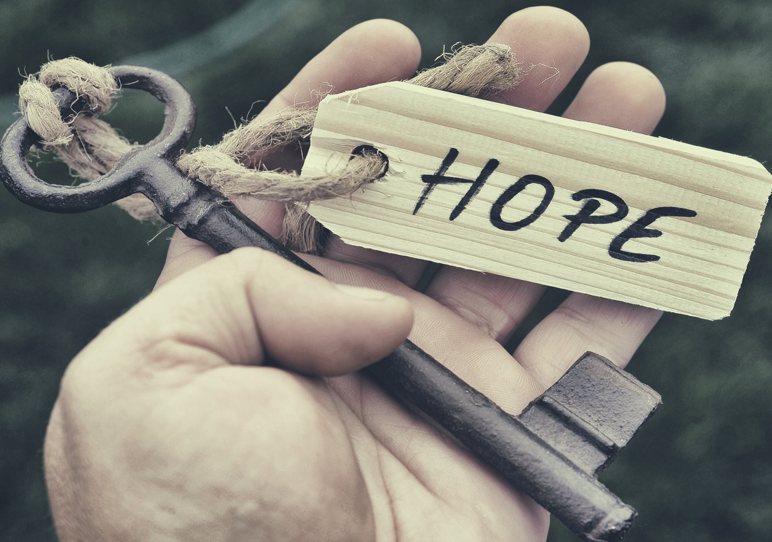 Key to Hope